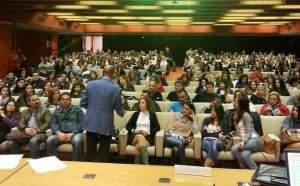 Lezioni all'Università di Roma Tor Vergata (Master post-lauream per insegnanti)